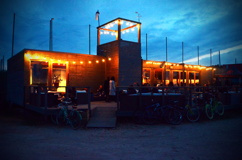Cafe Cabo publicitātes foto