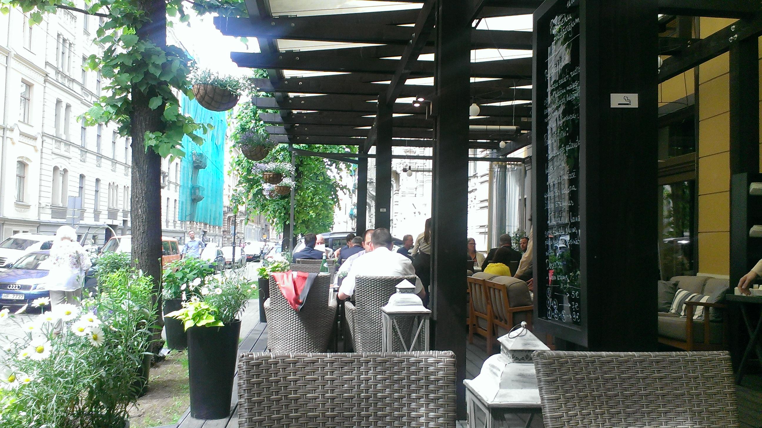 Restorāns Muuse, Monday foto