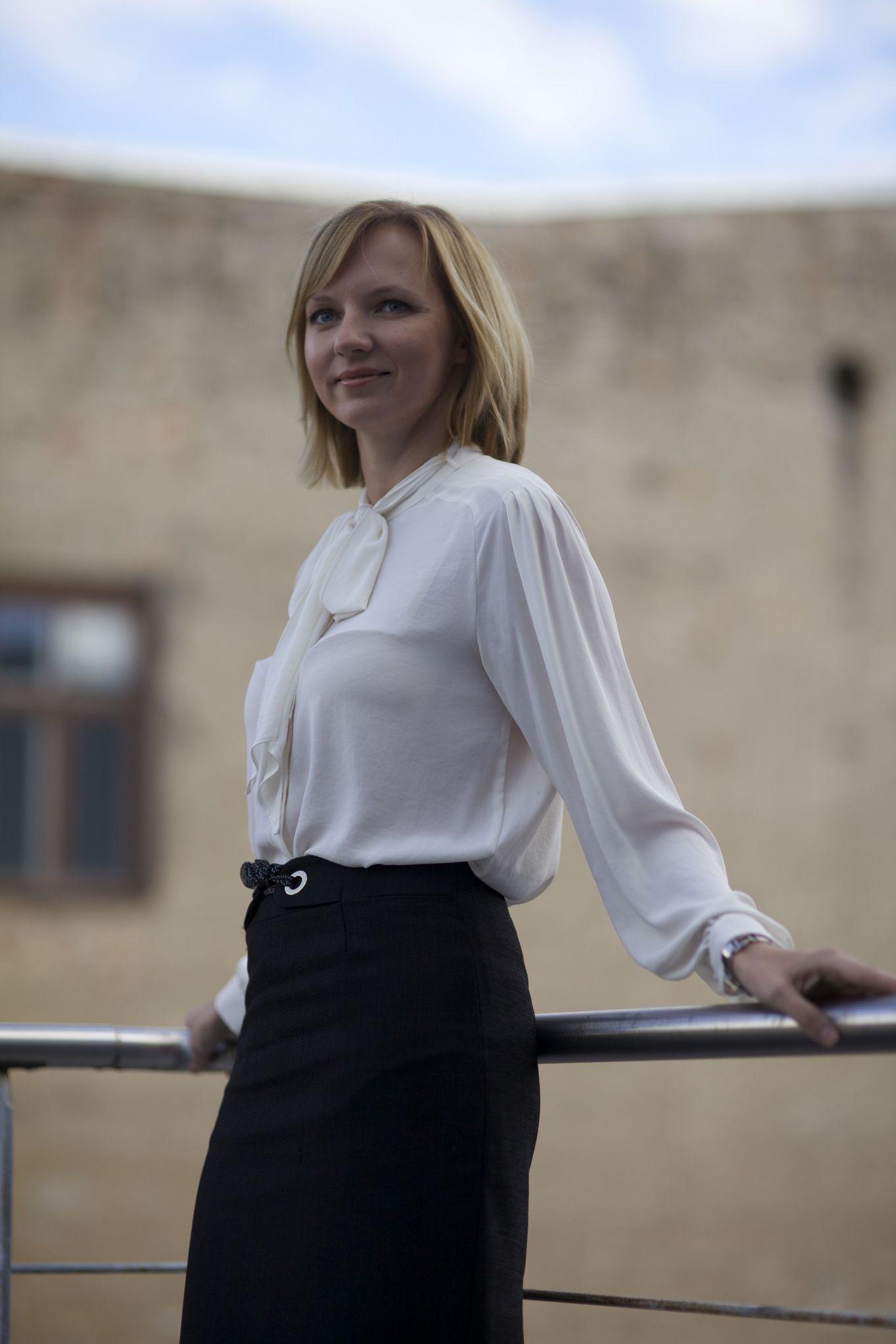 Ieva Kukule, foto no personiskā arhīva