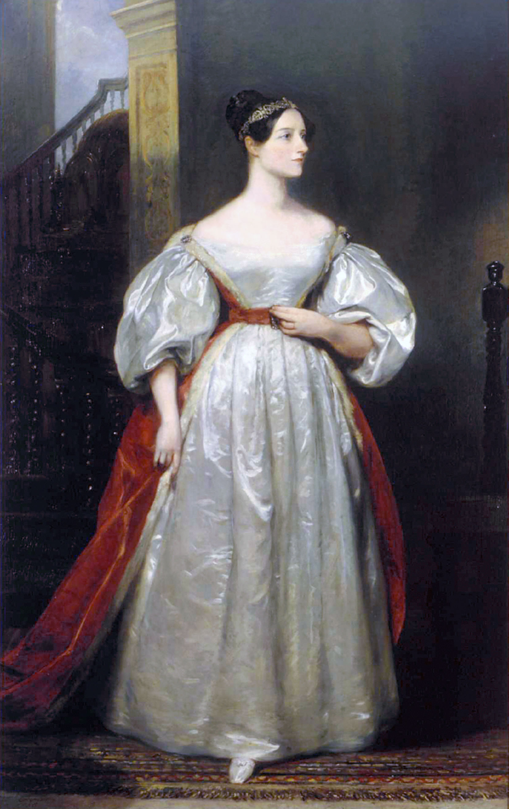 Photos: The women who created the technology industry - Page 2 Pictures of lady ada lovelace