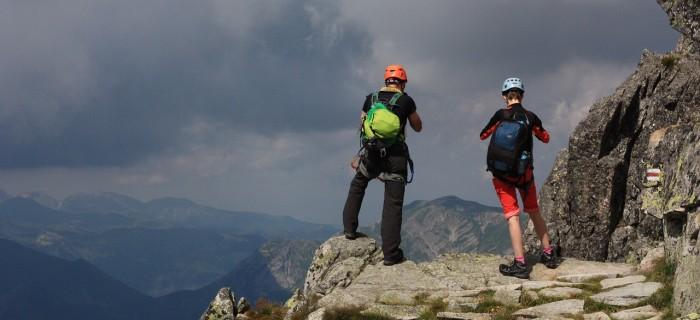 Kāpēc uzkāpt kalnā